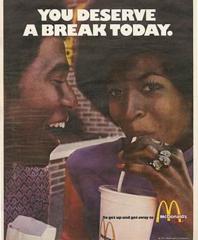 """""""Ты этого достойна"""". Задолго до рекламы """"Л'Ореаль"""". Признана одной из лучших реклам 20 века."""