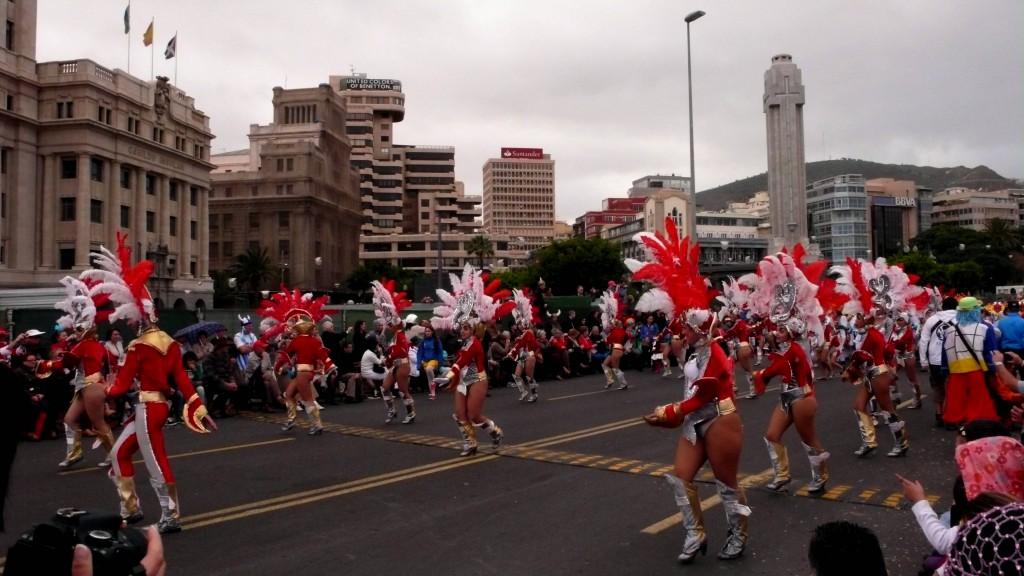 Гран Косо - парад.