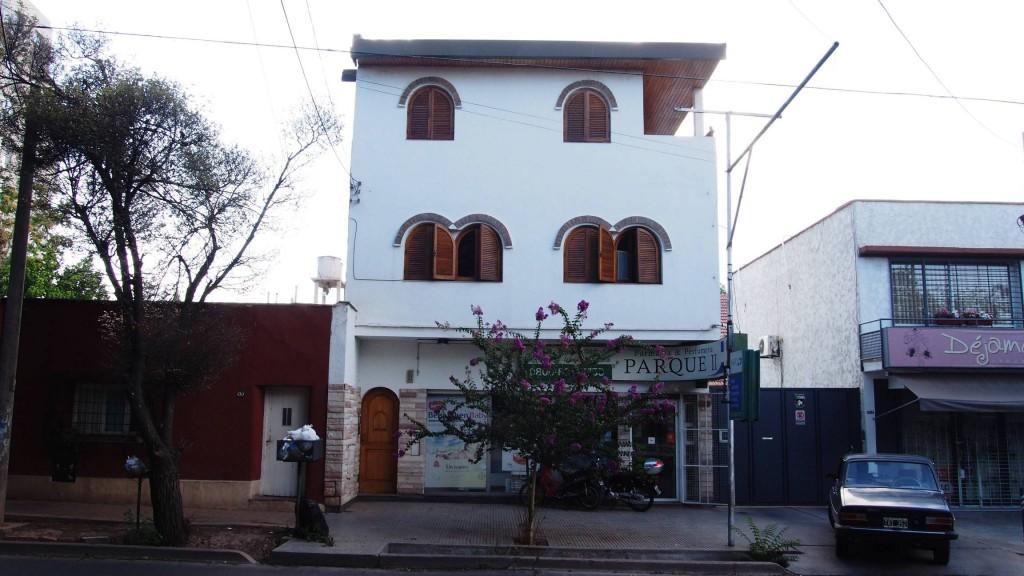 Пансион в Мендосе - традиционный для этих мест дом.