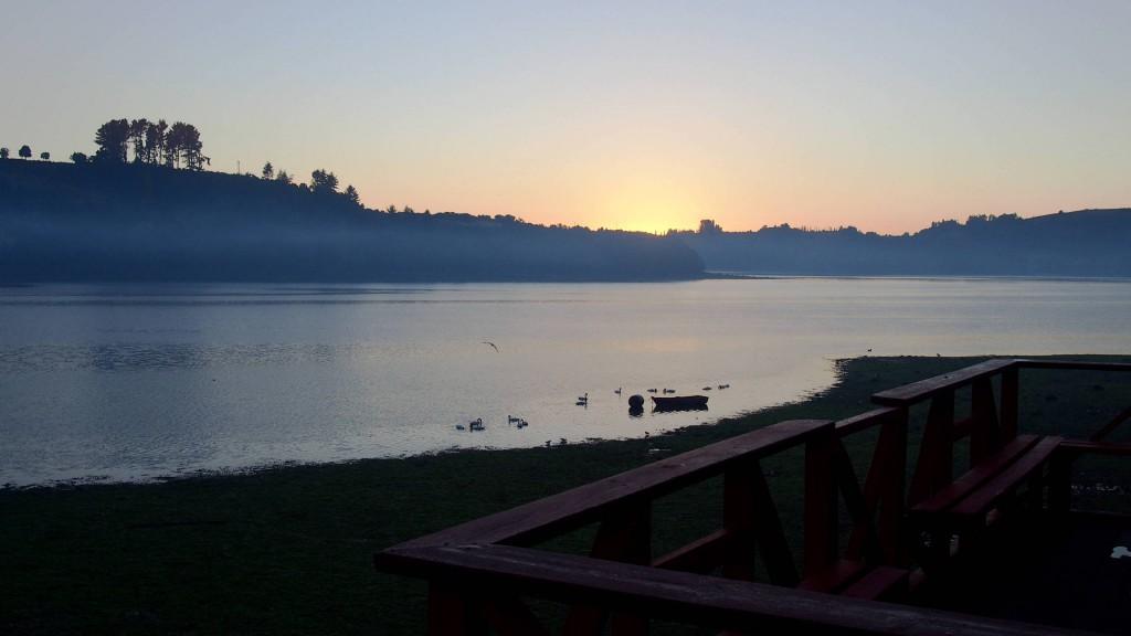 Утро, рассвет