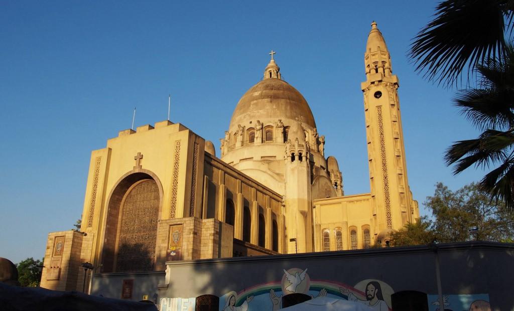 Базилика Лурдской Богоматери