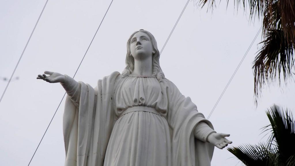 Богородица Консепсьон на холме Сан Кристобаль