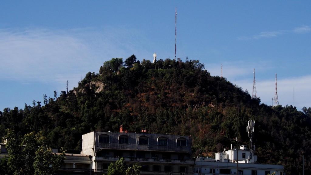 Холм Сан Кристобаль