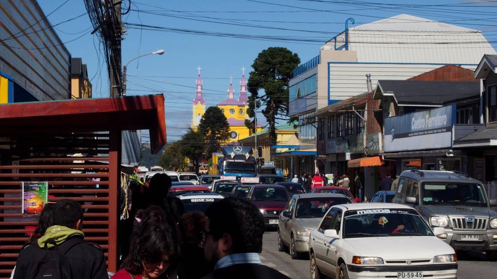 Главная улица Кастро