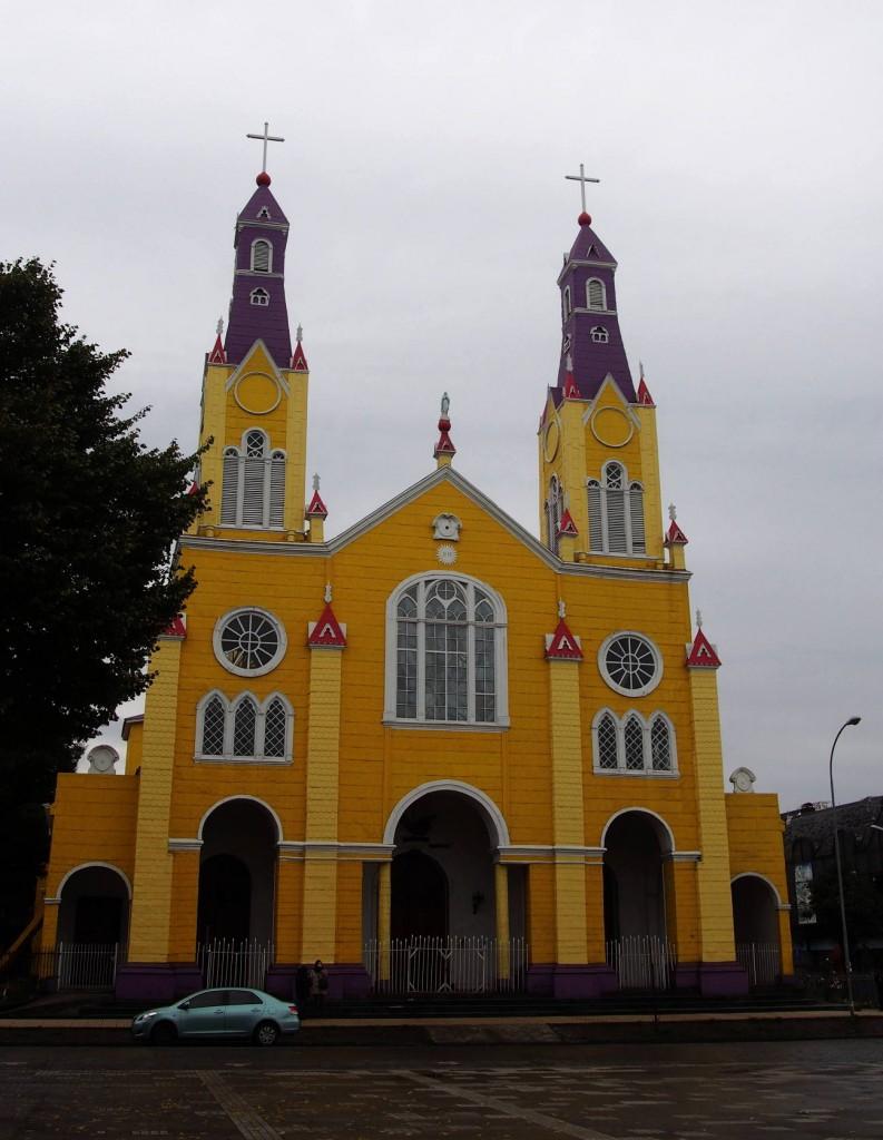 Iglesia Parroquial San Francisco de Castro