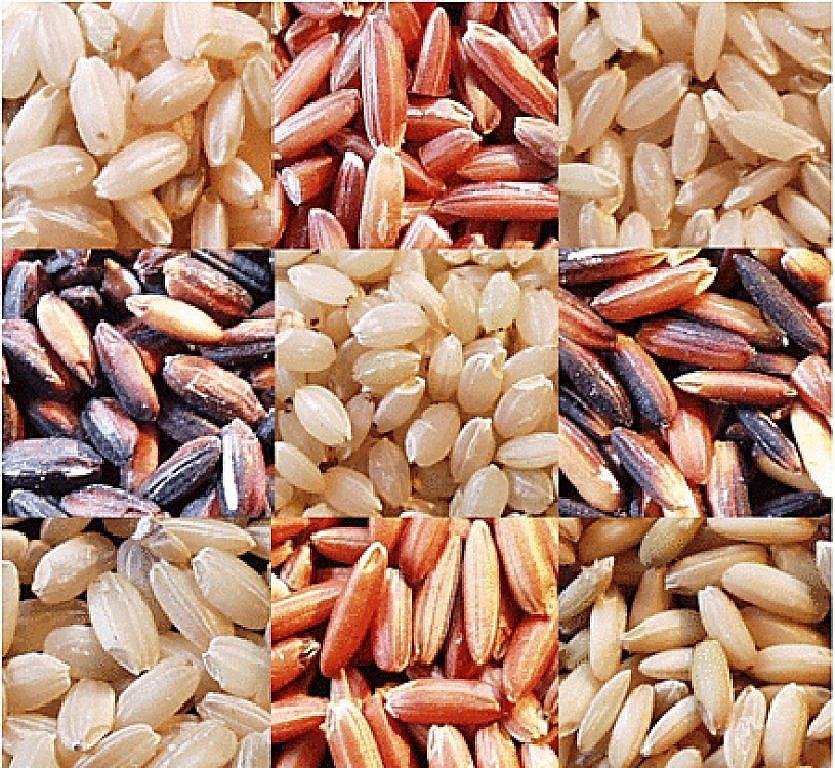 Существуют разные сорта бурого риса и среди них можно выбрать тот, что вам по вкусу.